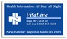 "BC1 - Business Card Magnet, 3-1/2"" x 2"""